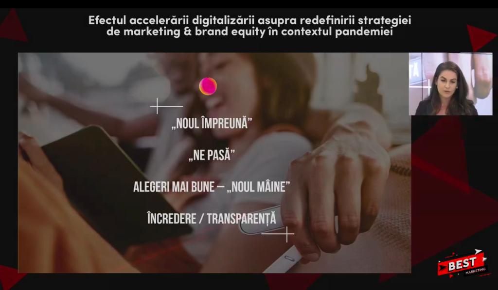 Ruxandra Pasca explica cum vor trebui bradurile să devina brand citizens.