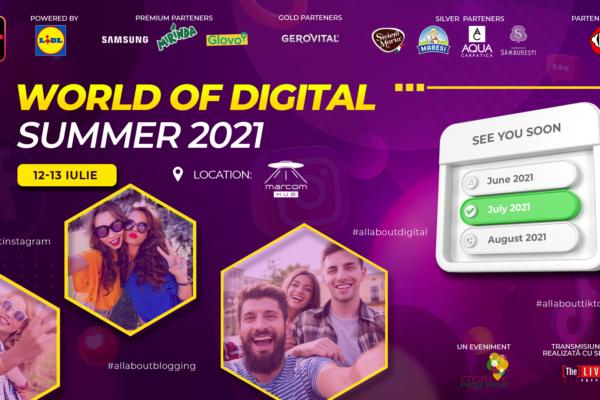 World of Digital Summer 2021